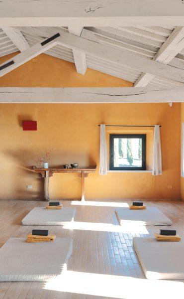 Annesso-sala yoga