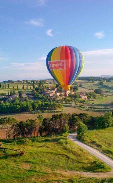 ballooning-toscana